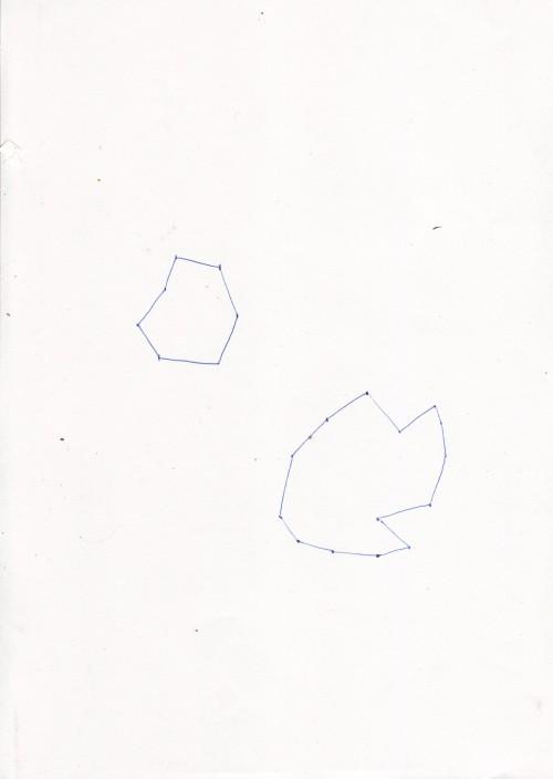Dot drawing